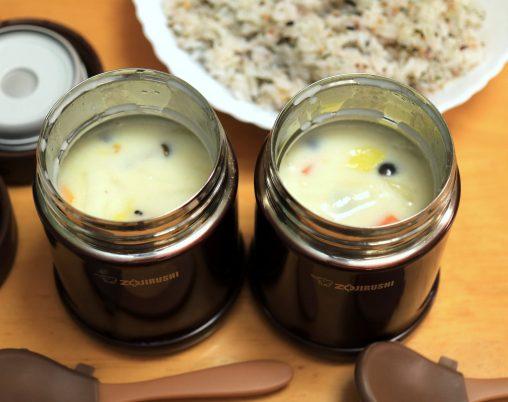 鶏の豆乳スープ弁当